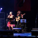 Mavi Díaz & las Folkies presentaron Sonqoy